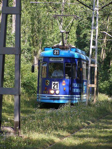 Subways and Tramways In Poland: Krakow