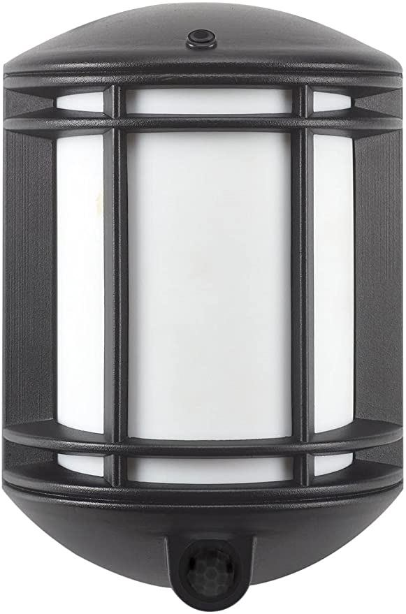 It S Exciting Lighting Iel 1300 Cambridge Battery Powered Motion Sensor Led Security Light Black Finish In 2020 Security Lights Motion Sensor House Lighting Outdoor