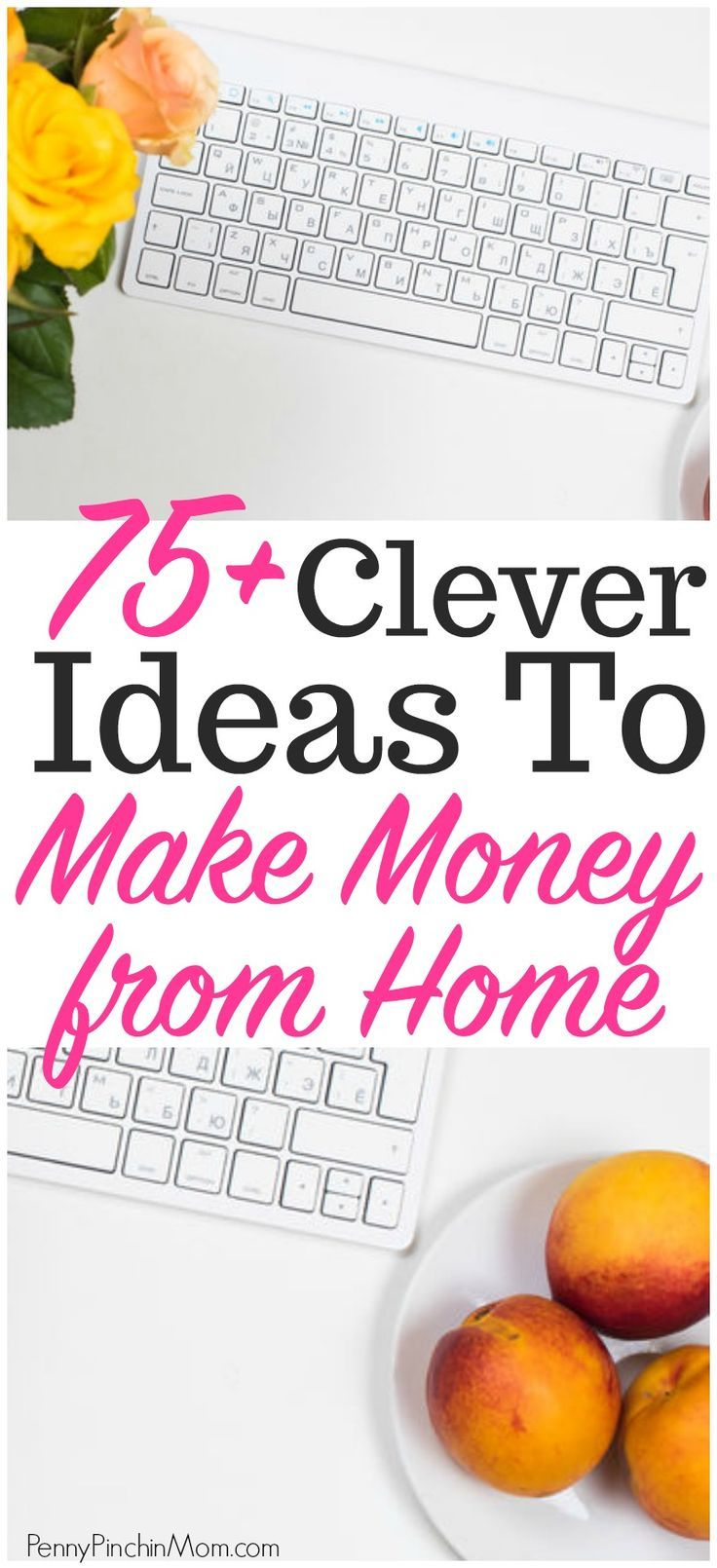 Unique Ideas for Your Work-at-Home Side-Hustle!! | Pinterest ...