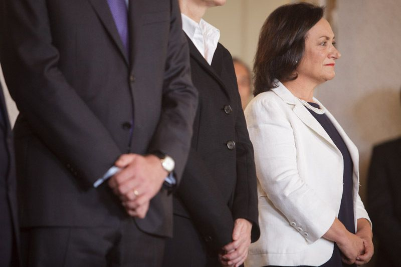 Tomada de posse da Procuradora-Geral da República, Joana Marques Vidal
