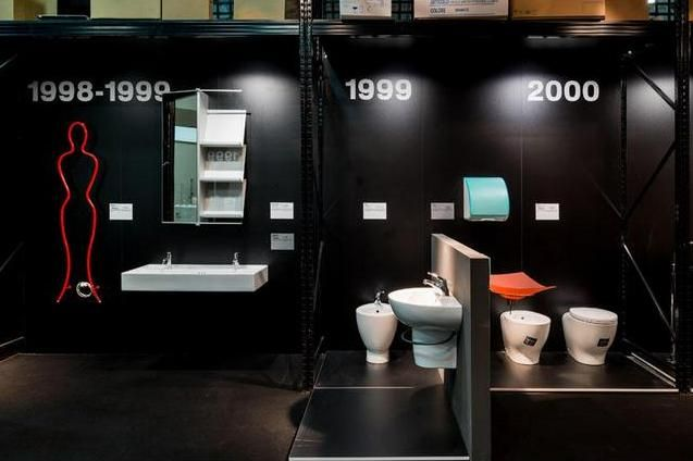 Miss Hot by Tubes @ Bathroom Excellence 1998-2012 ADI Design Index @silenziosamente- costruire Abitare Pensare Cersaie 2013