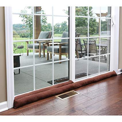 Amazon Com Window Condensation Moisture Absorber Water Snake Water Barrier Draft Stopper Extra Large He Door Draft Patio Doors Sliding Glass Doors Patio