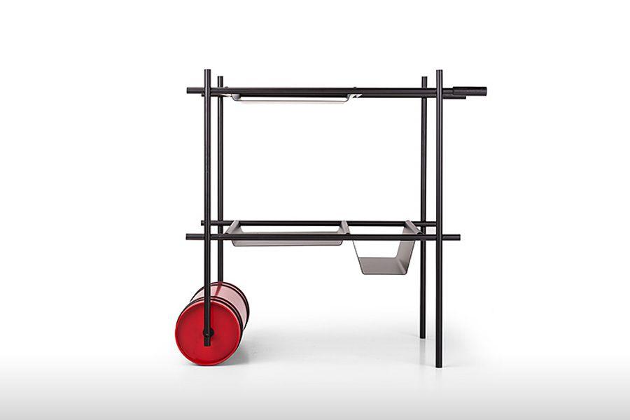 Rollingin bar cart mini bar pinterest table d for Sharon goldreich