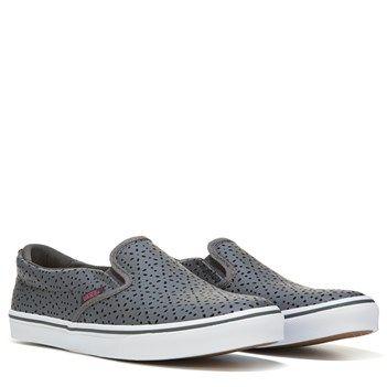 Vans Women s Asher Low Slip On Sneaker at Famous Footwear  38f06bbe5