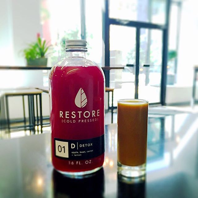 restore cold pressed {cleveland, oh}