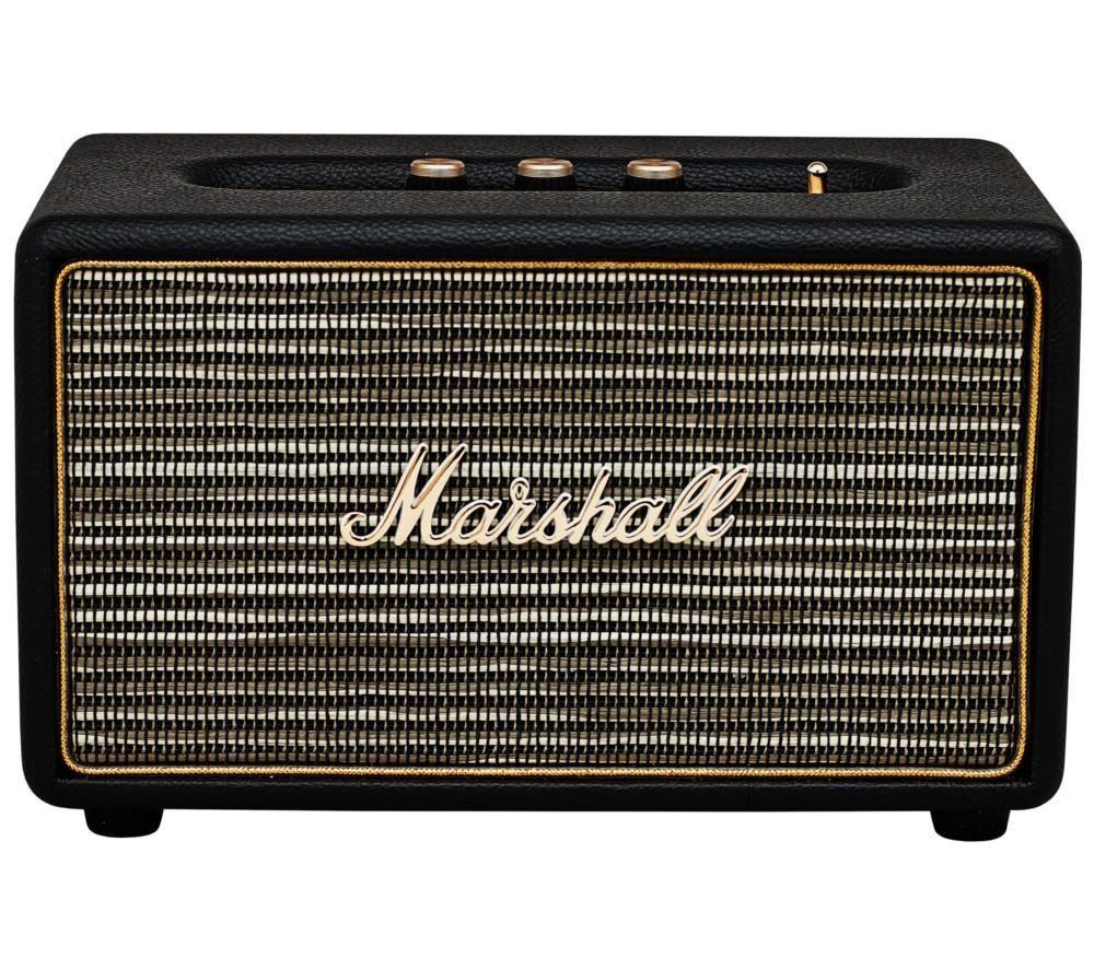 MARSHALL Acton Bluetooth Wireless Speaker Black | Marshall