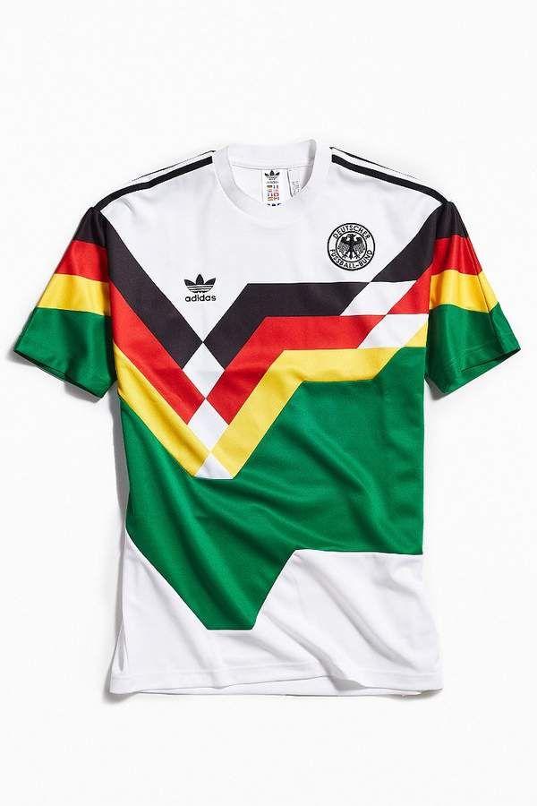 481097da4ff adidas Germany Mash-Up Jersey