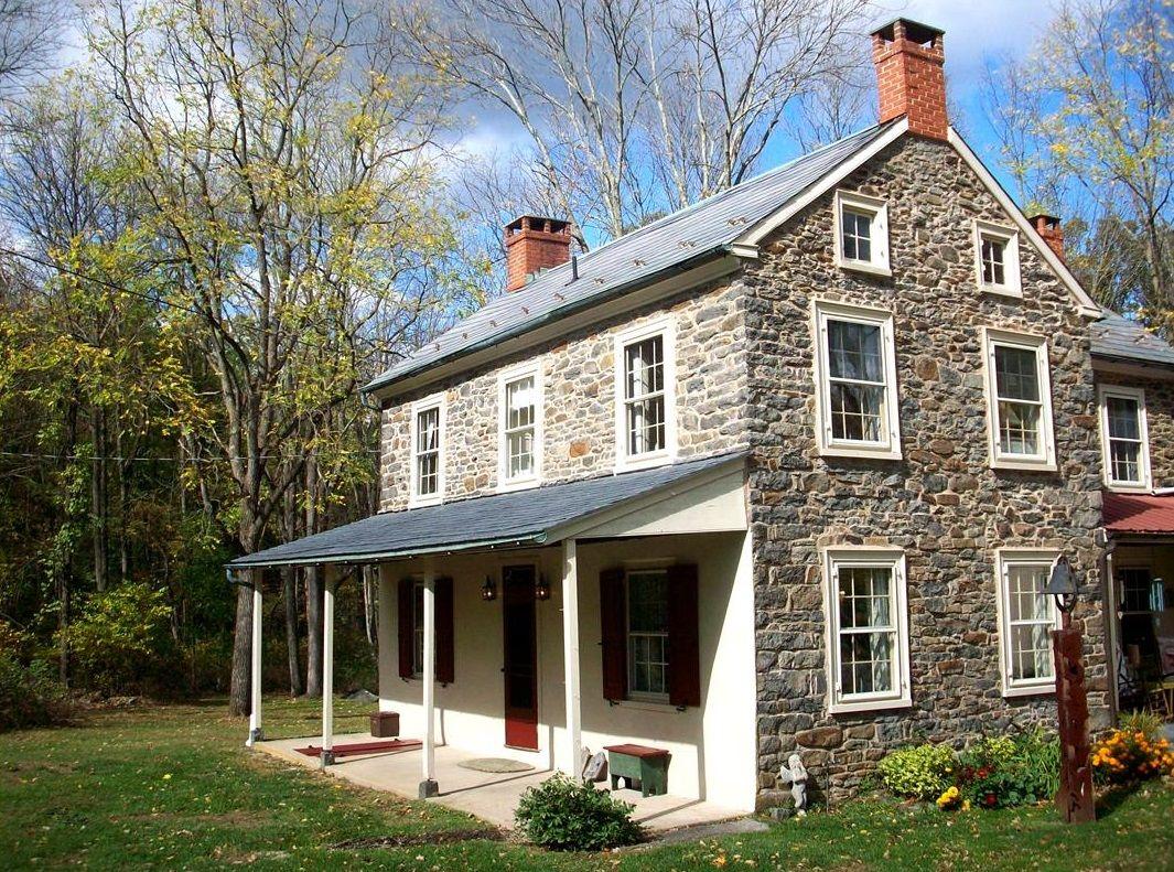 Old Stone House Bucks County | #StoneHouseBucksCounty ...
