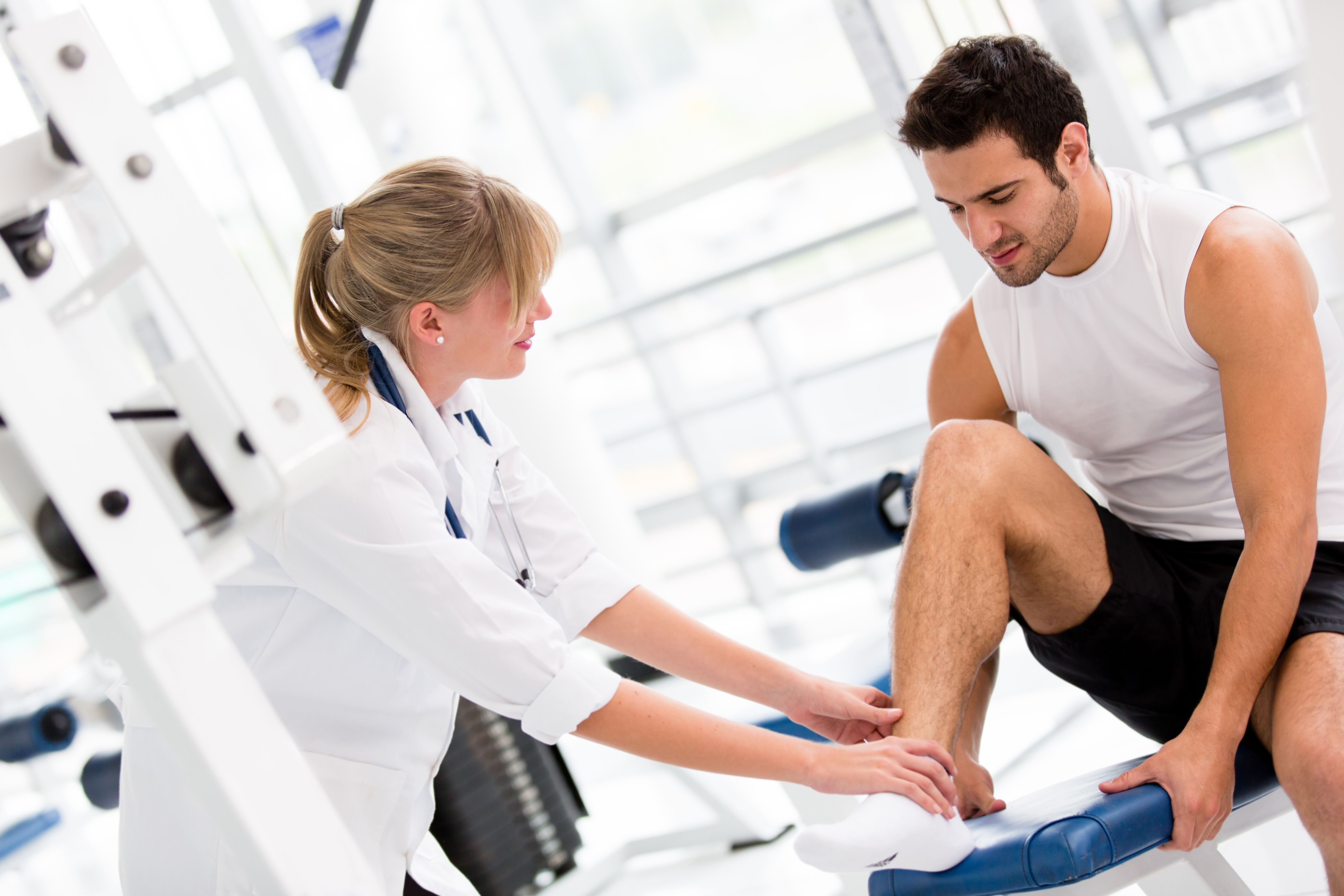 Different types of physical therapy (With images