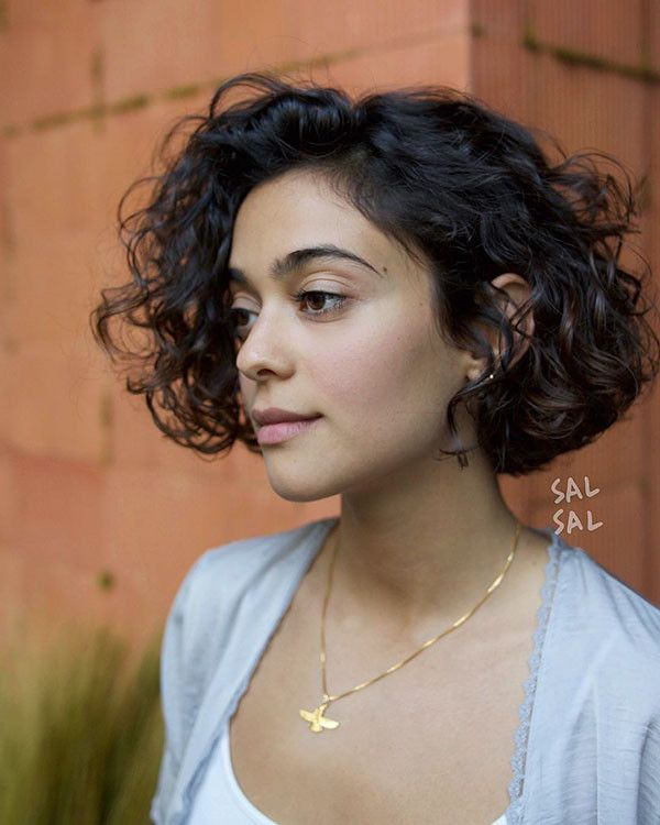 Best Short Curly Hair Ideas in 2019