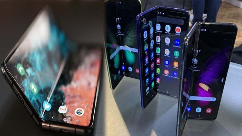 Samsung Galaxy Fold Launched In India Know The Price Galaxy Fold Galaxy Samsung Samsung Galaxy