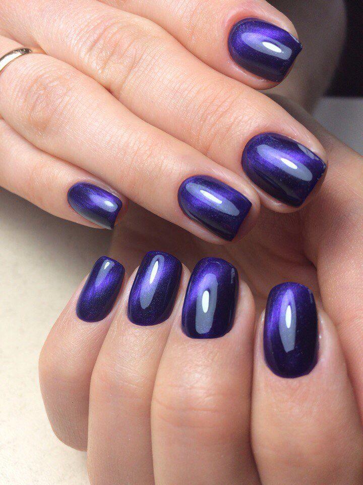 Pin de Inessa Loongoo en Violet nails