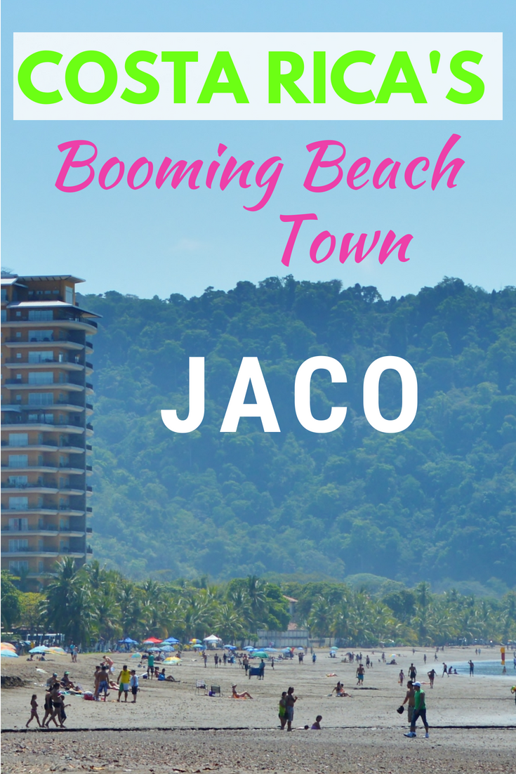 How To Get From San Jose Airport To Jaco