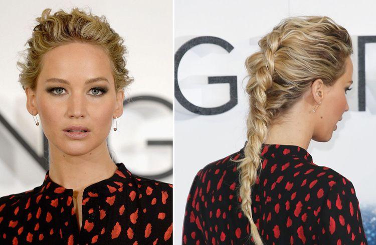 Frisuren Naturlocken Zopf Sportfrisur Hairstyles Hair Naturlocken Frisuren Sportfrisuren Kurzhaarschnitt Naturlocken