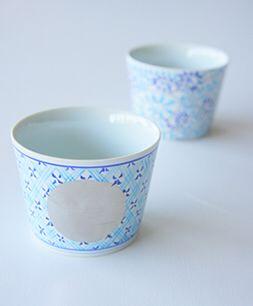 ARITA PORCELAIN LAB JAPAN BLUE