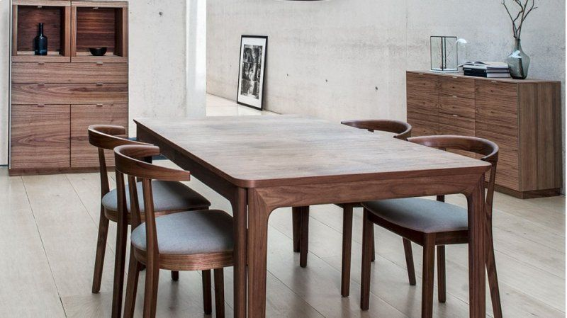 Skovby 26 Dining Table Extension Dining Table