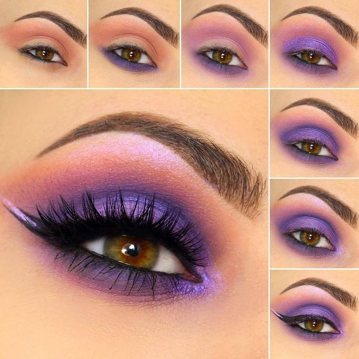 Best Ideas For Makeup Tutorials : Easy Step By Step Eye Makeup Tutorials for Beginners
