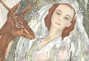 """La Reina de las Nieves """"Eternidad"""""""