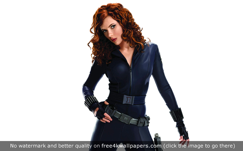 Black Widow Scarlett Johansson HD wallpaper Download