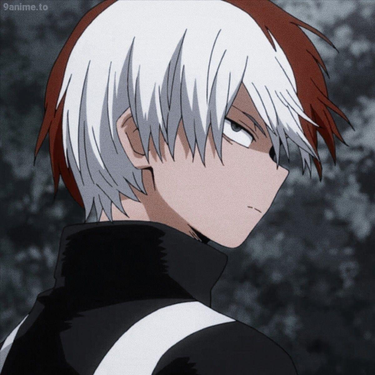 anime todoroki icons psd aesthetic myheroacademia (с
