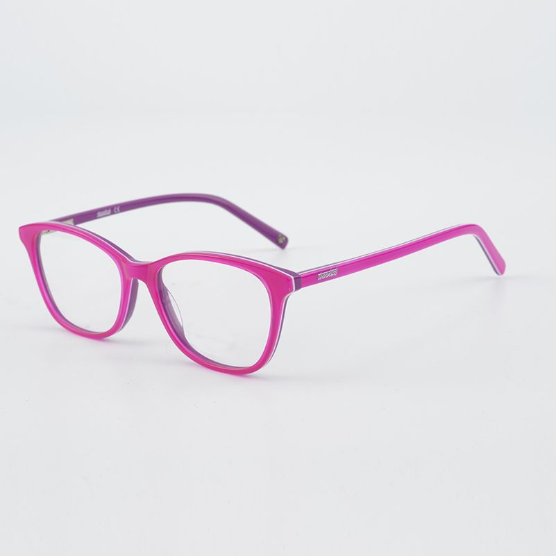 d5803202b2 Girls Cute Design Acetate Kid Glasses Frame Square Boys Myopia Optical  Eyeglass Frames for Children