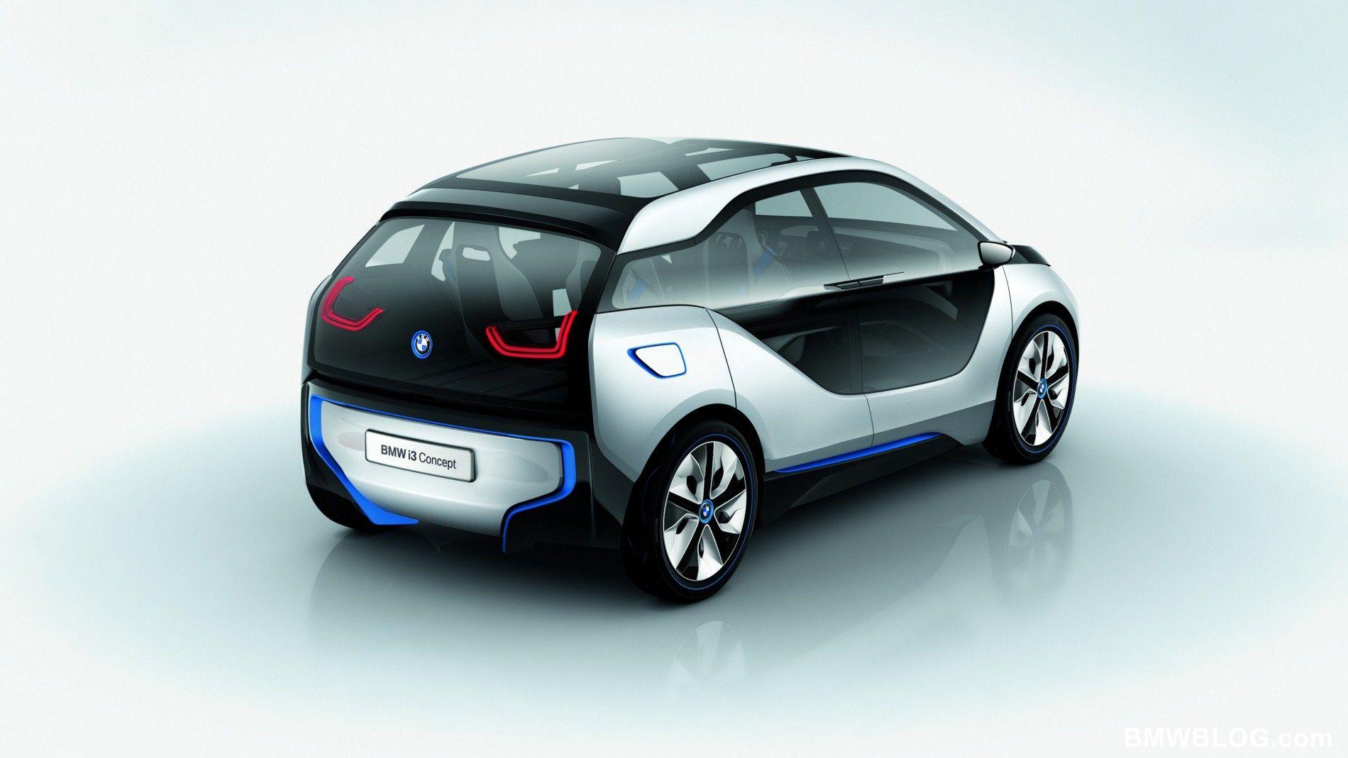 World Premiere BMW i3 Bmw i3, Bmw, Bmw concept