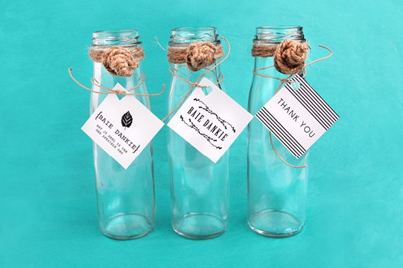 Cute bottle labels do it yourself wedding favors cute bottle labels do it yourself solutioingenieria Choice Image