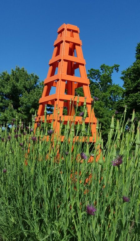 Plant support at Tower Hill Botanic Garden | Tower Hill Botanical ...