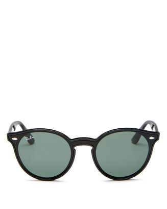 1550be7533 Ray-Ban Women s Blaze Round Sunglasses