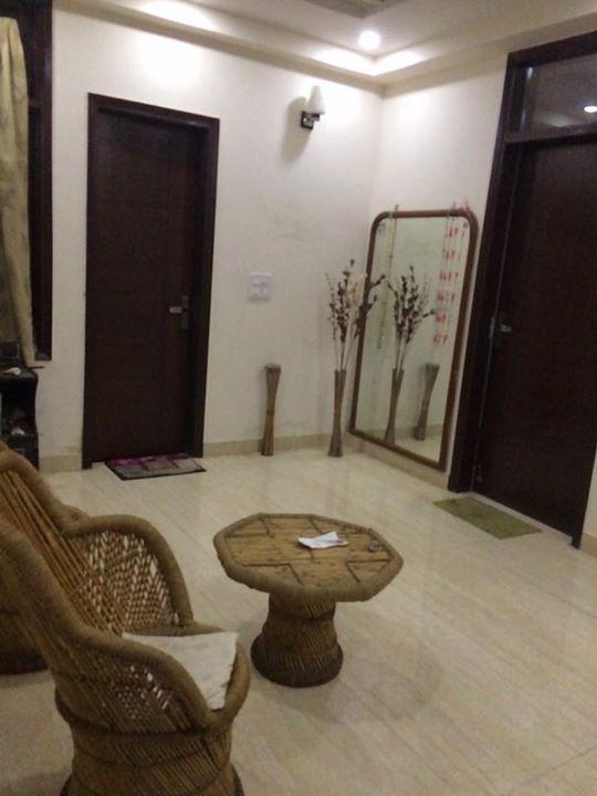 Nice 1 Room Vacant In 2bhk In Sheikh Sarai Malviya Nagar 1 Flat