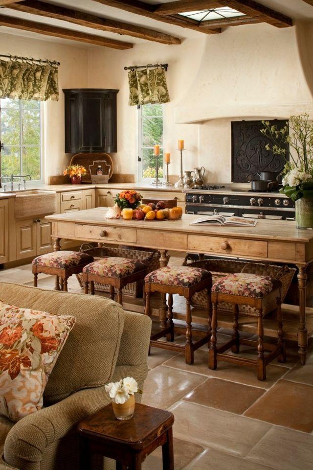 Attrayant Gorgeous Rustic Kitchen Maison De Maitre, Ma Maison De Rêve, Cuisines De  Rêve,