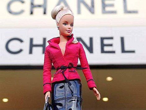 Chanel Barbie!!!