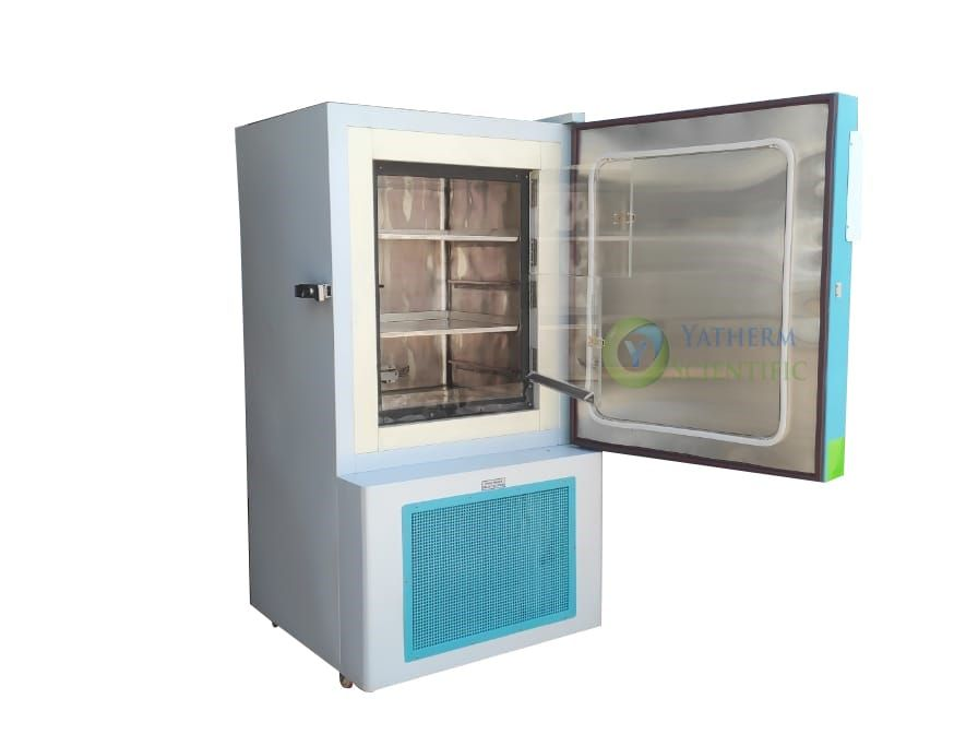 Ultra Low Deep Freezer 86 Degree Celsius Locker Storage