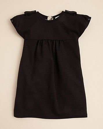 BURBERRY ~ little black DRESS