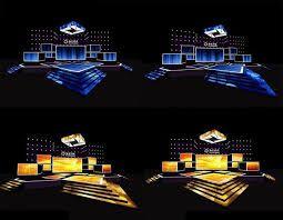 Resultado de imagen de stage design ideas | stand | Pinterest ...