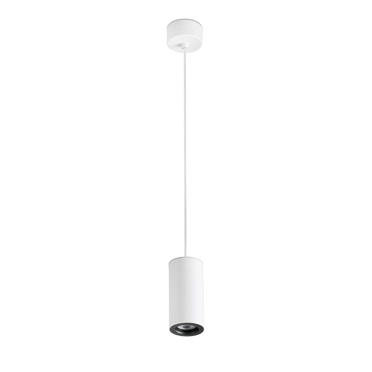 Suspension Blanche Faro 64191 Nan Lampe Suspension Blanche Amazon Fr Luminaires