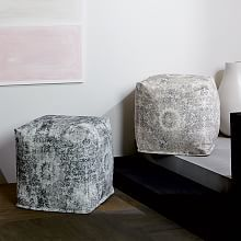 Floor Pillows, Cushions and Poufs | west elm | New Apt | Pinterest ...