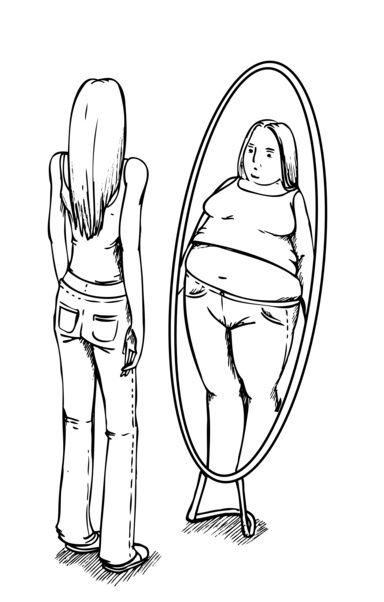 The Truth About Body Dysmorphic Disorder