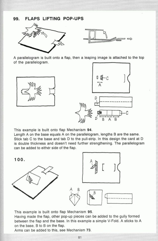 pop up a manual of paper mechanisms duncan birmingham tarquin rh pinterest com Examples of Manuals in Word Chicago Manual of Style Examples