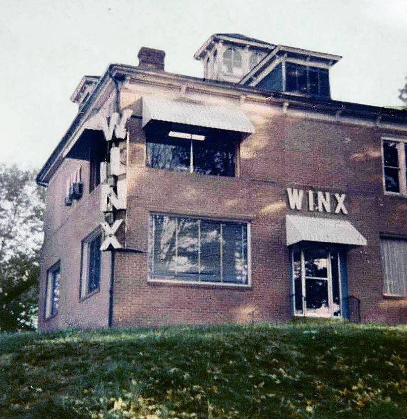 WINX radio station   Rockville, Md.   Pinterest   Maryland