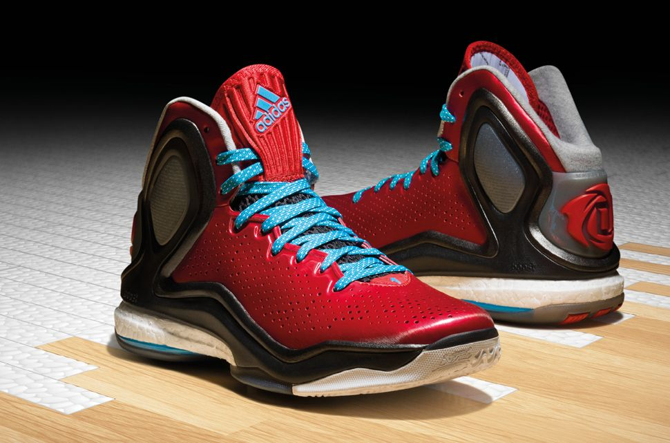 newest 8f989 ef6cb adidas D Rose 5 Boost (Detailed Pictures, Sketches  Release Date) - EU  Kicks Sneaker Magazine