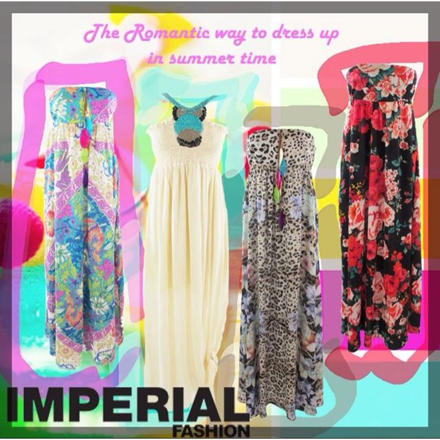 Long dresses (by imperial fashion)