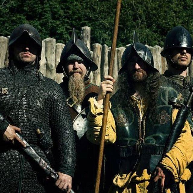 Irish Warrior