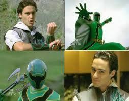 Resultado De Imagen Para Power Rangers Verde Forca Mistica Power
