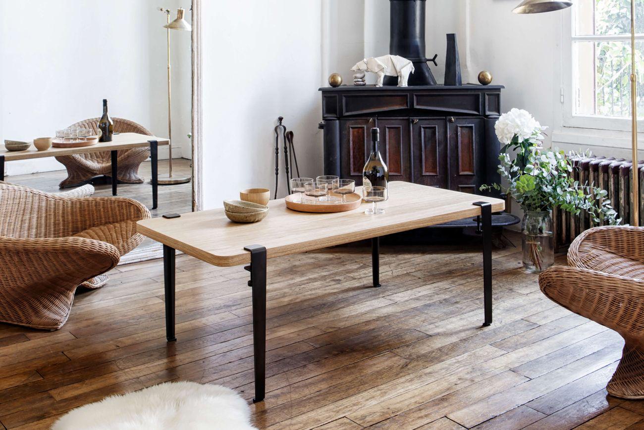 La Campagne A Paris Tiptoe Mobilier De Salon Decoration Maison Pied De Table Design