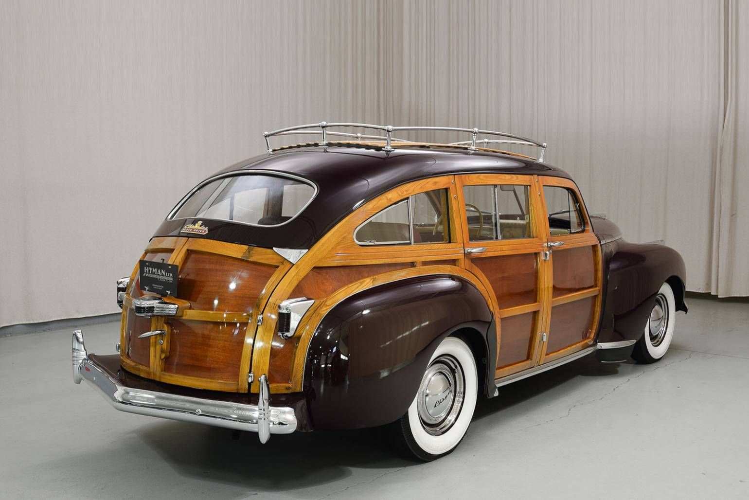 1941 Chrysler Town Country Barrel Back For Sale 1736142 Hemmings Motor News With Images Classic Cars