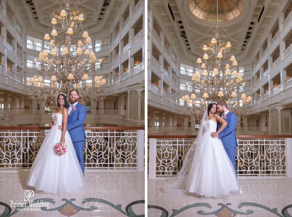Nayane Rodolfo S Wedding At Grand Floridian Disney World Pavilion