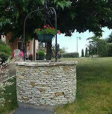 Stari Bunar Hardscape Garden Arch Garden
