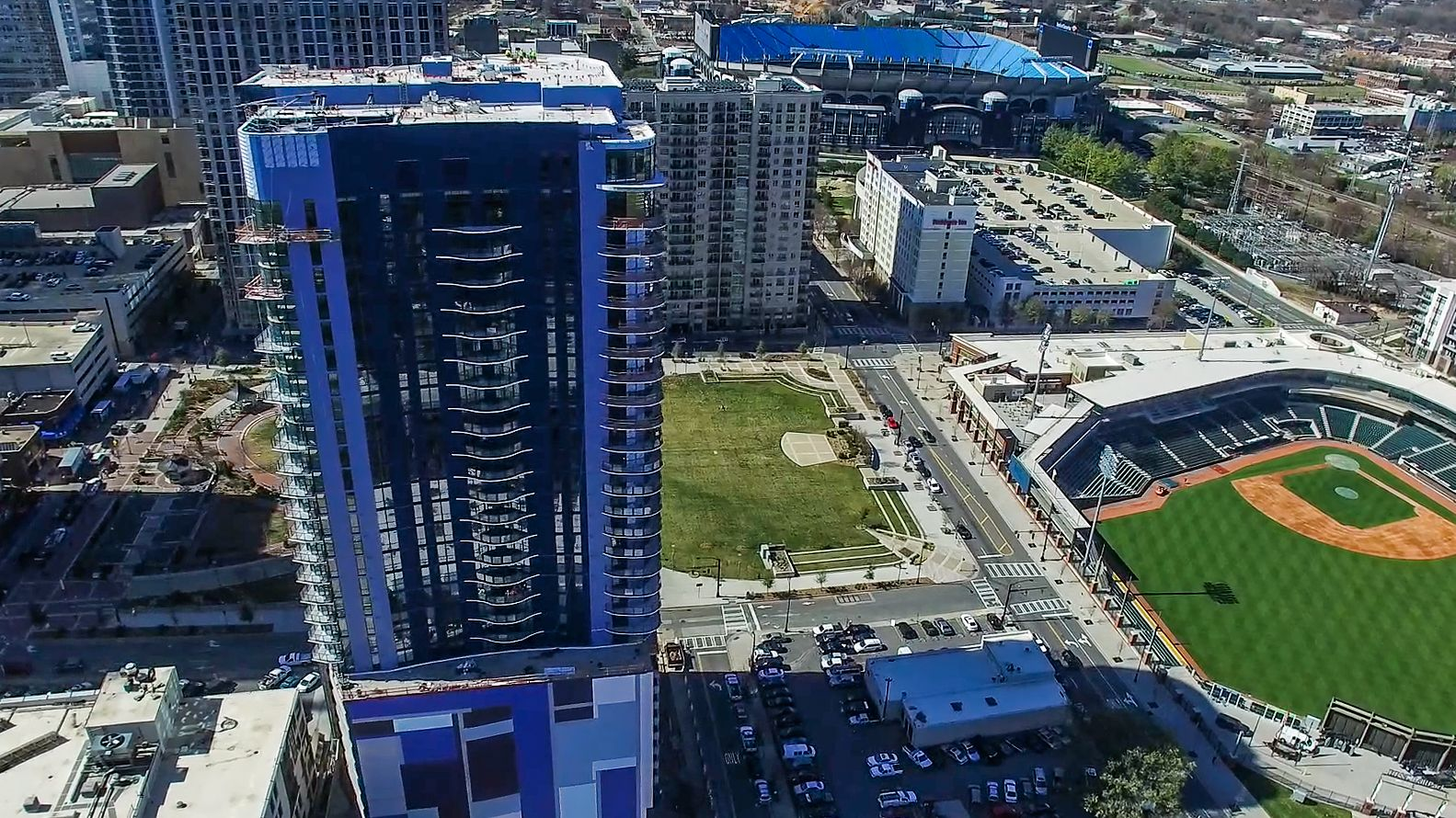 Charlotteu0027s First Ultra Luxury Apartment Community Is About To Open In  Uptown   Charlotte Stories