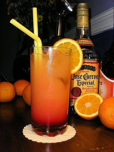 The Teetotaler Manifesto Or Why I Don T Drink Tequila Sunrise Tequila Sunrise Recipe Drinks